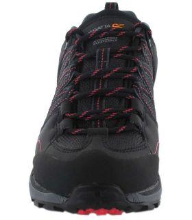 Regatta Samaris II Low W Regatta Zapatillas Trekking Mujer Calzado Montaña Tallas: 37, 38, 39, 40, 41; Color: gris