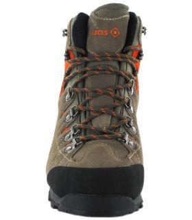 Izas Kabilia Izas Botas de Montaña Hombre Calzado Montaña Tallas: 41, 42, 43, 44, 45, 46; Color: marron