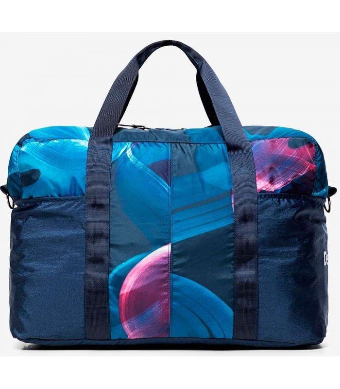 Mochilas - Bolsas - Desigual Matilde Gymbad Arty azul marino Running