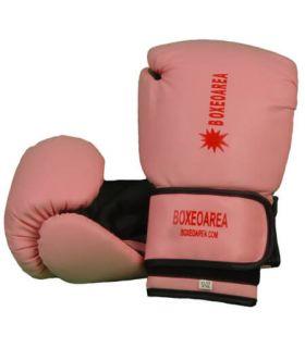 Guantes de Boxeo BoxeoArea 130 BoxeoArea Guantes de Boxeo Boxeo Tallas: 12 oz; Color: rosa