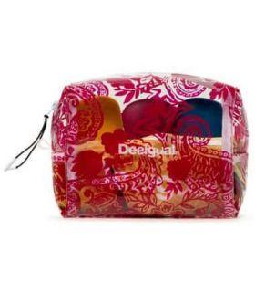 Desigual Gel Pack Towel Arty Rojo Desigual Mochilas - Bolsas Running Color: rojo