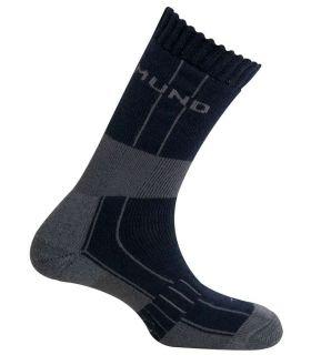 Mund Himalaya Navy Mund Socks Calcetines Montaña Calzado Montaña Tallas: 38 / 41, 42 / 45, 34 / 37; Color: azul marino