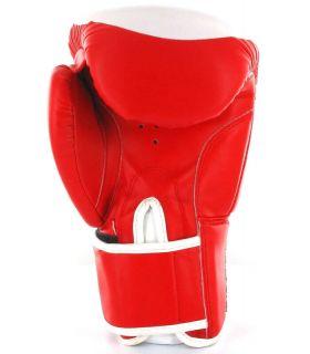 Guantes de Boxeo BoxeoArea 124 Rojo BoxeoArea Guantes de Boxeo Boxeo Tallas: 10 oz, 12 oz