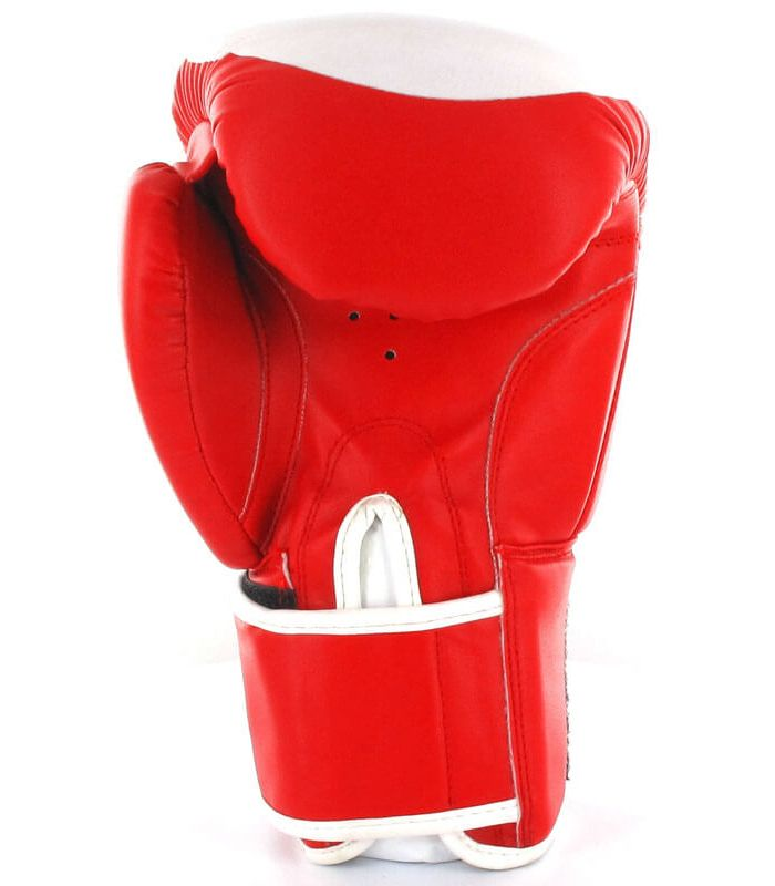 Guantes de Boxeo BoxeoArea 124 Rojo - Gants de boxe