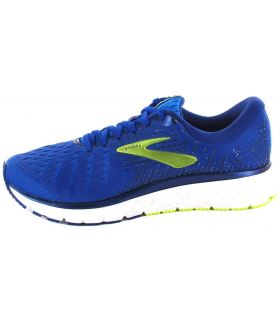 Zapatillas Running Hombre - Brooks Glycerin 17 Azul azul Zapatillas Running