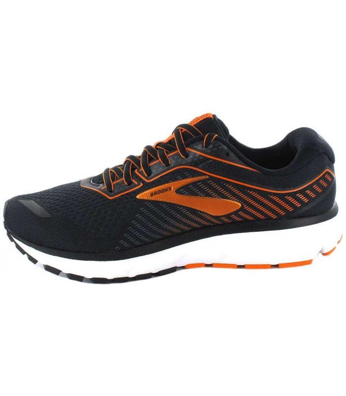 Brooks Ghost 12 Black Brooks Running Shoes Man Running Shoes Running Sizes: 41, 42, 42,5, 43, 44, 44,5, 45, 45,5