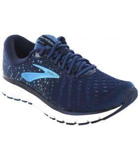 Brooks Glycérine 17 W Bleu Brooks Chaussures De Course Femme Chaussures De Course Running Tailles: 37,5, 38,5, 39, 40, 40,5,