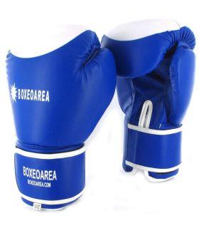 Guantes de Boxeo BoxeoArea 124 Azul