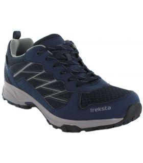 Treksta Bolt Gore-Tex Marino TrekSta Zapatillas Trekking Hombre Calzado Montaña Tallas: 40, 41, 42, 43, 44, 44,5, 45