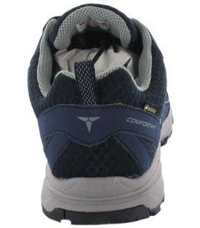 Treksta Boulon Gore-Tex Marine TrekSta Chaussures De Trekking De Mens Chaussures De Montagne Sculptures: 40, 41, 42, 43, 44,