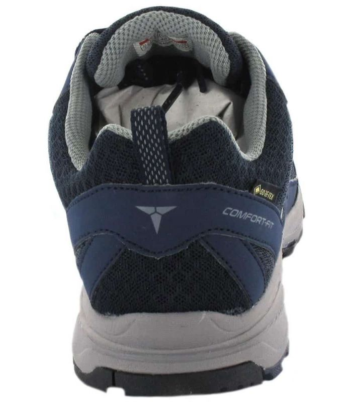 Treksta Bolt Gore-Tex Marine - Running Shoes Trekking Man