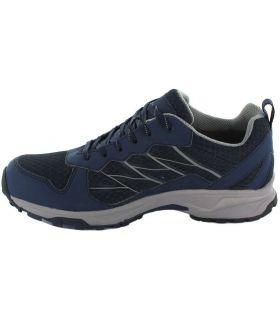 Zapatillas Trekking Hombre - Treksta Bolt Gore-Tex Marino azul marino Calzado Montaña