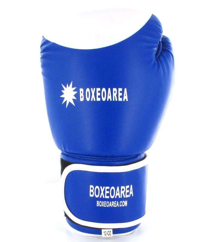 Guantes de Boxeo - Guantes de Boxeo BoxeoArea 124 Azul Boxeo