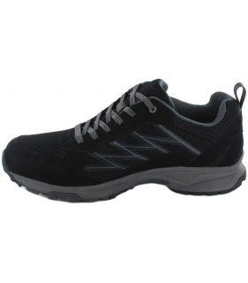 Zapatillas Trekking Hombre - Treksta Bolt Gore-Tex Negro negro Calzado Montaña