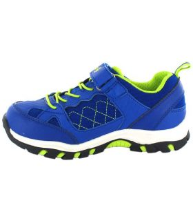 Izas Jesselton Izas Zapatillas Trekking Niño Calzado Montaña Tallas: 33, 35, 34; Color: azul