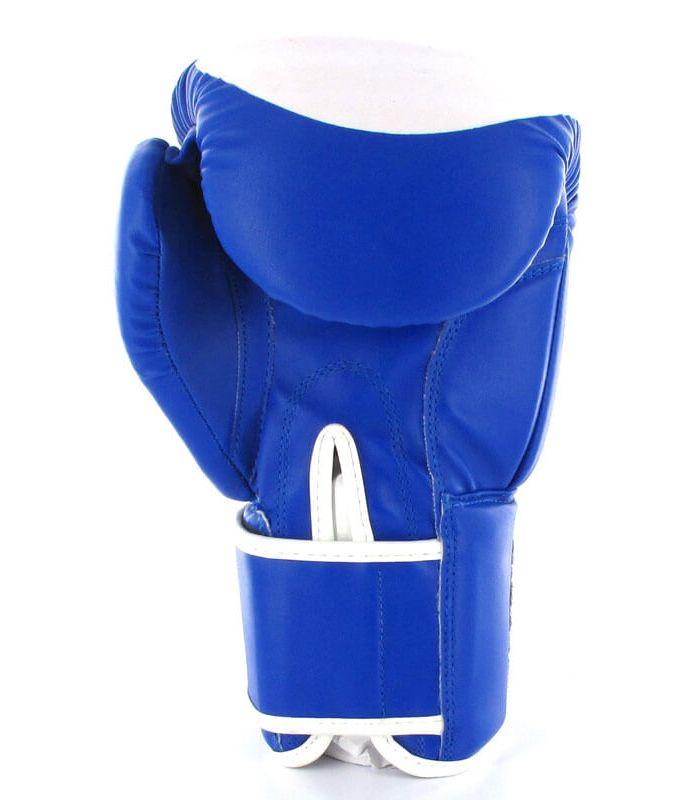 Guantes de Boxeo BoxeoArea 124 Azul - Gants de boxe