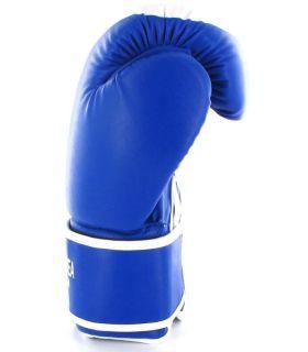 Guantes de Boxeo BoxeoArea 124 Azul - Boxing gloves