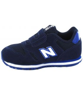 New Balance YV373SN New Balance Shoes Casual Lifestyle Junior Sizes: 31, 32, 33, 34,5, 35, 30, 28, 29; Color: blue