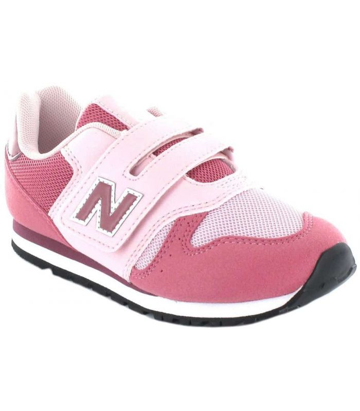 New Balance YV373KP New Balance Casual Shoe Baby Lifestyle Sizes: 29, 30, 31, 32, 33, 34,5, 35, 28; Color: pink
