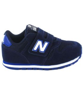 New Balance IV373SN New Balance Casual Shoe Baby Lifestyle Sizes: 23, 24, 25, 26, 27,5, 28, 29; Color: navy blue
