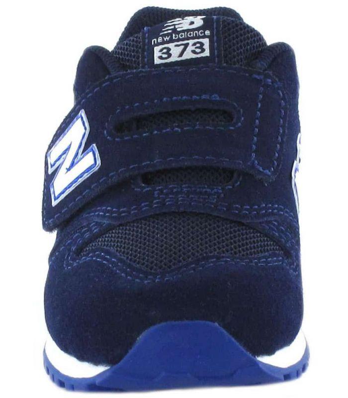 New Balance IV373SN New Balance Casual Shoe Baby Lifestyle Sizes: 23, 24, 25, 26, 27,5, 28, 29; Color: navy blue