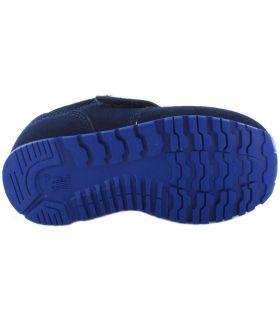 New Balance IV373SN New Balance Casual de la Chaussure de Bébé mode de Vie des Tailles: 23, 24, 25, 26, 27,5, 28, 29; Couleur: