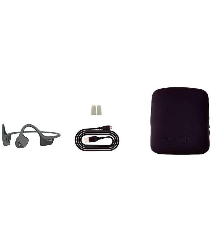 Aftershokz Air Black - Headphones - Speakers