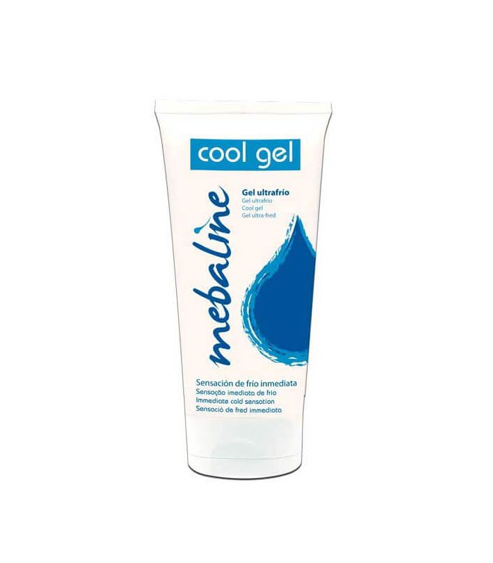 Mebaline Cool Gel Mebaline Cremas Gel Spray Mas Deportes