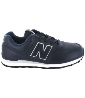 Calzado Casual Junior - New Balance GC574ERV azul marino Lifestyle