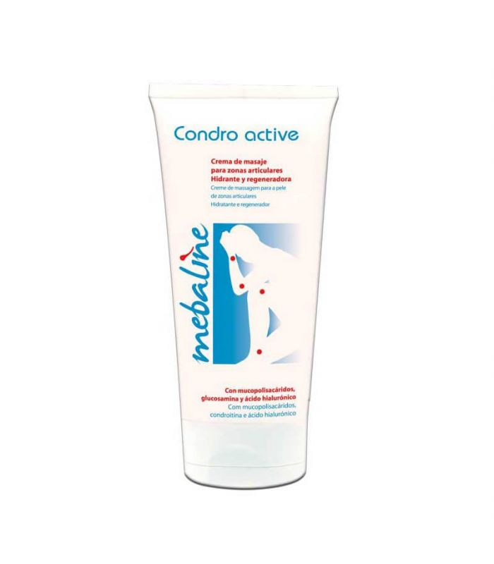 Mebaline Condro Active - Cremas Gel Spray - Mebaline