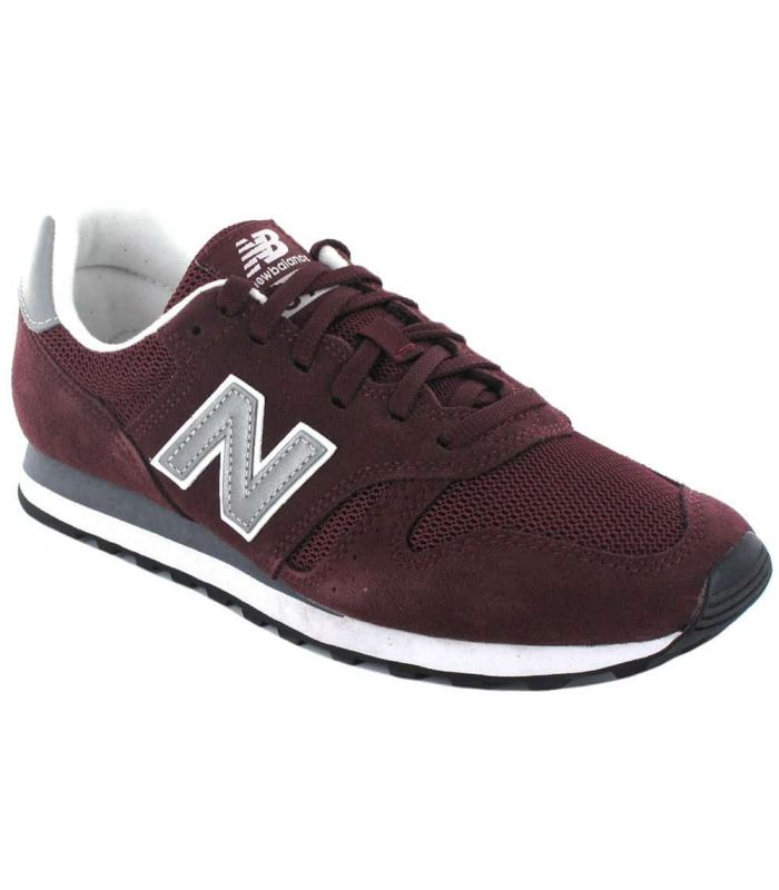 New Balance ML373BN New Balance Casual Shoe Mens Lifestyle Size: 41,5, 44, 45; Color: maroon