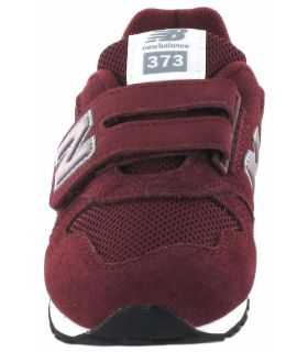 New Balance KV373BUY New Balance Shoes Casual Lifestyle Junior Sizes: 28, 29, 30, 33, 34,5, 35, 31; Color: garnet