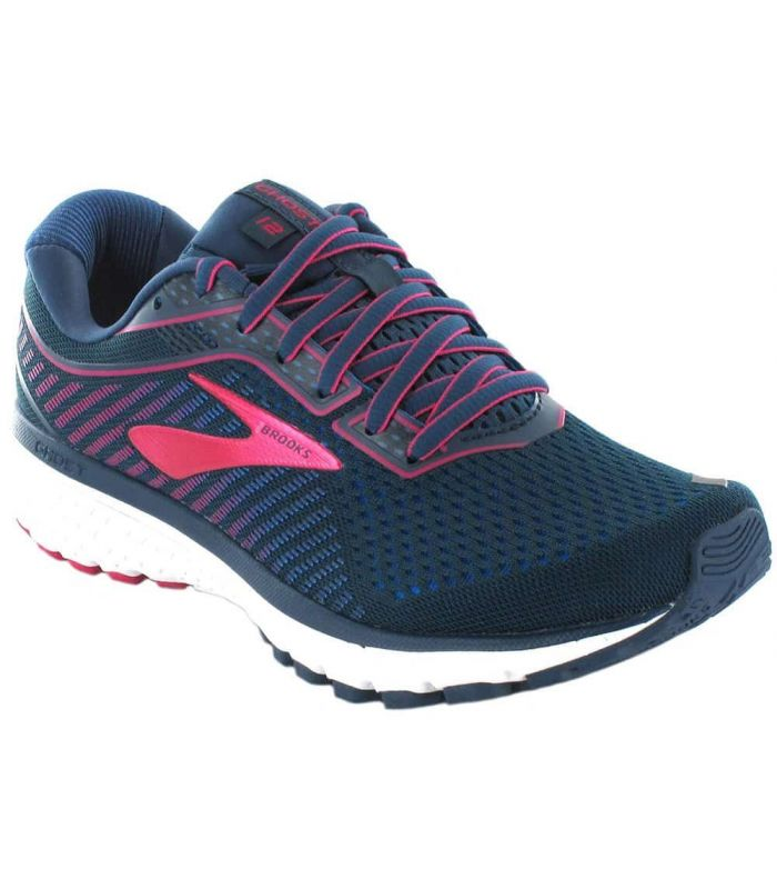 Brooks Ghost 12 W 437 Brooks Running Shoes Man Running Shoes Running Sizes: 37,5, 38, 38,5, 39, 40, 40,5, 41;