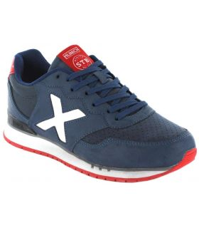 Munich Dash Marine Munich Shoes Casual Man Lifestyle Sizes: 41, 42, 43, 44, 45, 46; Color: navy blue