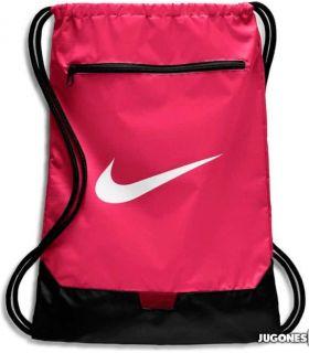 Nike Brasilia GymSack Fuchsia