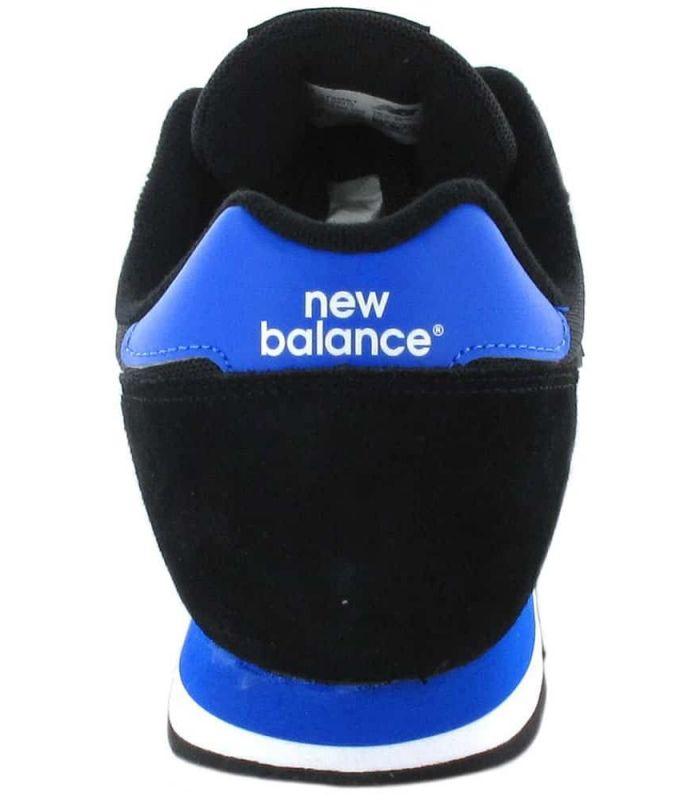 New Balance ML373MST New Balance Casual Shoe Mens Lifestyle Size: 41,5, 42, 43, 44; Color: black