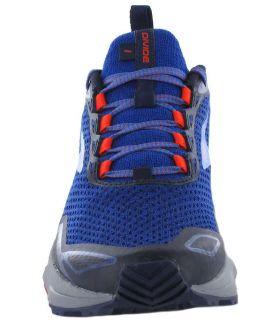 Zapatillas Trail Running Hombre - Brooks Divide azul Zapatillas Trail Running