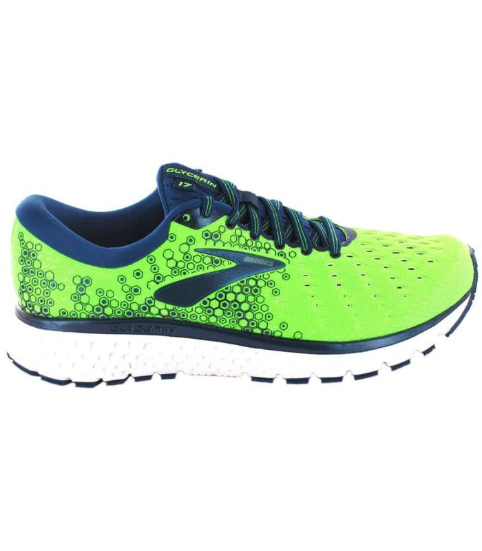 Brooks Glycerin 17 329 Brooks Running Shoes Man Running Shoes Running Sizes: 41, 42, 42,5, 43, 44, 44,5, 45