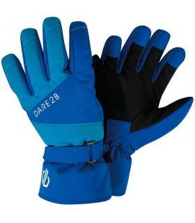 Dare 2b Gants Fulgent Dare 2B Chapeaux - Gants Textile montagne Sculptures: 6 / 7, 8 / 10, 11 / 12, 13; Couleur: bleu