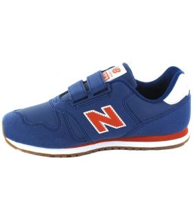 Calzado Casual Junior - New Balance YV373CM azul Lifestyle