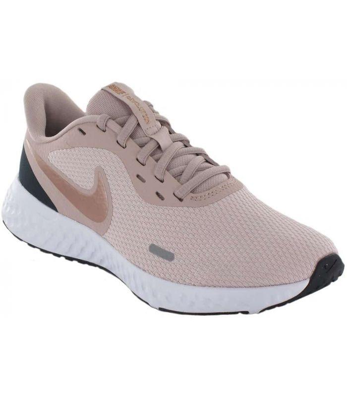 Zapatillas Running Mujer - Nike Revolution 5 W 600 rosa Zapatillas Running
