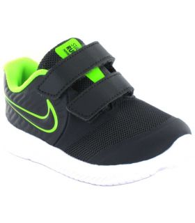Nike Star Runner 2 TDV 004 Nike Zapatillas Running Niño Zapatillas Running Tallas: 21, 22, 23 1/2, 25, 26, 27; Color: