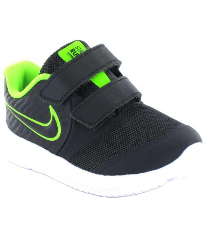 Zapatillas Running Niño - Nike Star Runner 2 TDV 004 negro Zapatillas Running