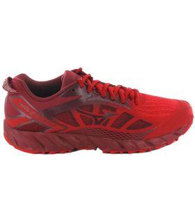 Mizuno Wave Ibuki 2 Rouge Mizuno Chaussures De Course Trail Chaussures De Course De Mens Trail Running Tailles: 42, 42,5, 43, 44