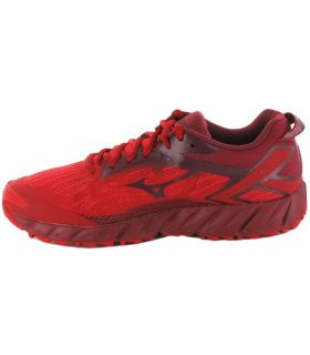 Mizuno Wave Ibuki 2 Rojo Mizuno Zapatillas Trail Running Hombre Zapatillas Trail Running Tallas: 42, 42,5, 43, 44