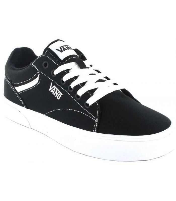 Vans Seldan Black - Casual Footwear Man