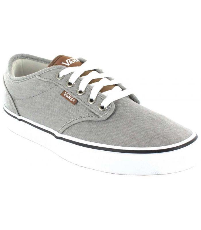 Zapatillas Running Hombre - Vans Atwood Gris gris Zapatillas Running