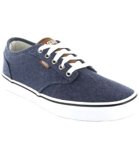 Vans Atwood Blue - Mens Running Shoes