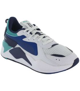 Puma RS-X Hard Drive-White Puma Casual Shoe Mens Lifestyle Sizes: 41, 42, 43, 44, 45, 46; Color: white