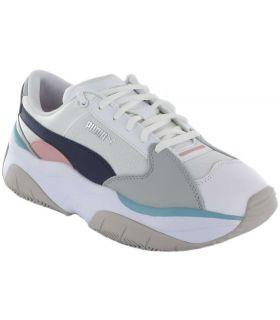 Puma Tempête Métalliques Puma Chaussures de Femmes de mode de Vie Décontracté Taille: 37,5, 38,5, À 40,5; Couleur: beige